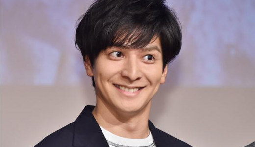 生田斗真のくまがすごい?その原因とは!?