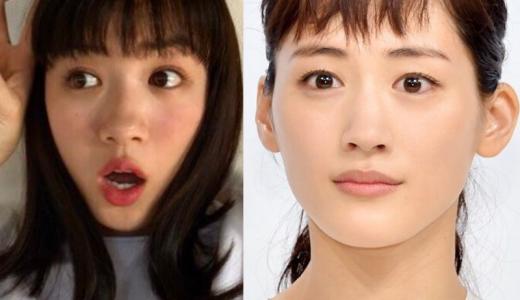 永野芽郁と綾瀬はるかは似てる?【ガチで徹底比較してみた】